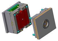 Mould Box System, Prototypenherstellung, Teilepreis, Aicher Werkzegbau, Aluminium, Kavitäten