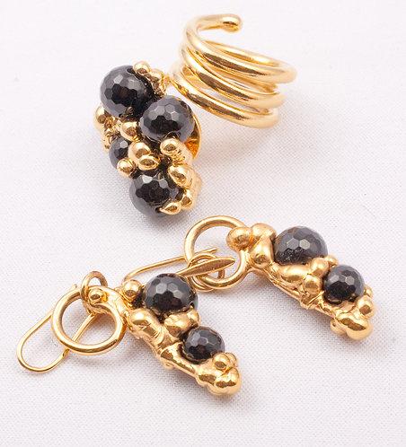 Completo LIANA - perla nera