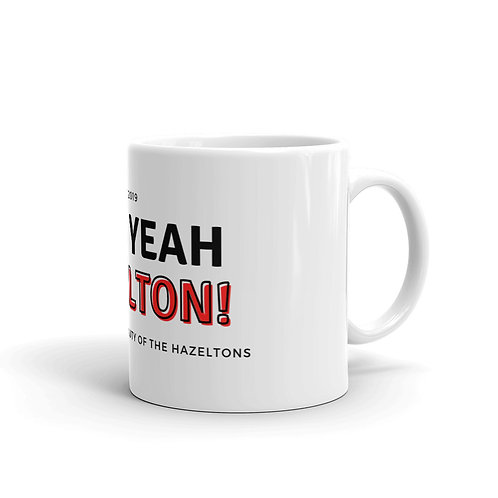 HELL YEAH HAZELTON - Mug