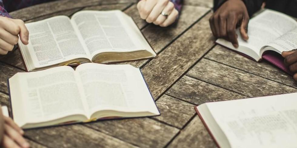 HD Men's Bible Study