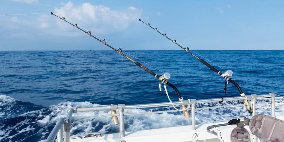 Men's Deep Sea Fishing Trip