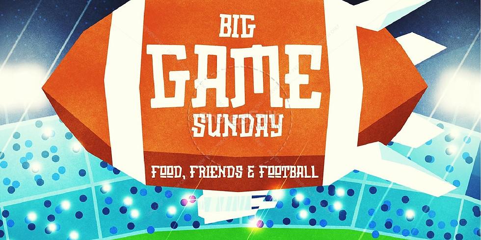 HD Big Game Sunday