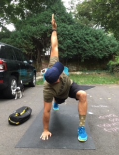 Coach Matt Lunge T-Rotation