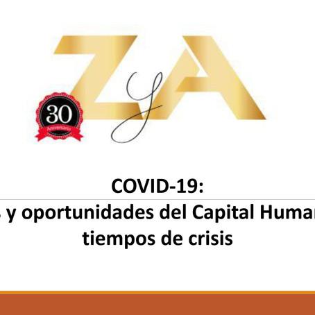 Retos y Oportunidades del Capital Humano en Tiempos de Crisis