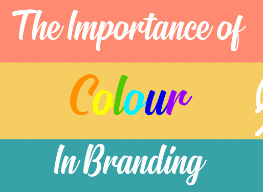 The Importance Of Colour In Branding.