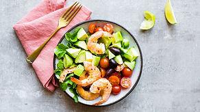 keto-low-carb-healthy-dinner-shrimp-avoc