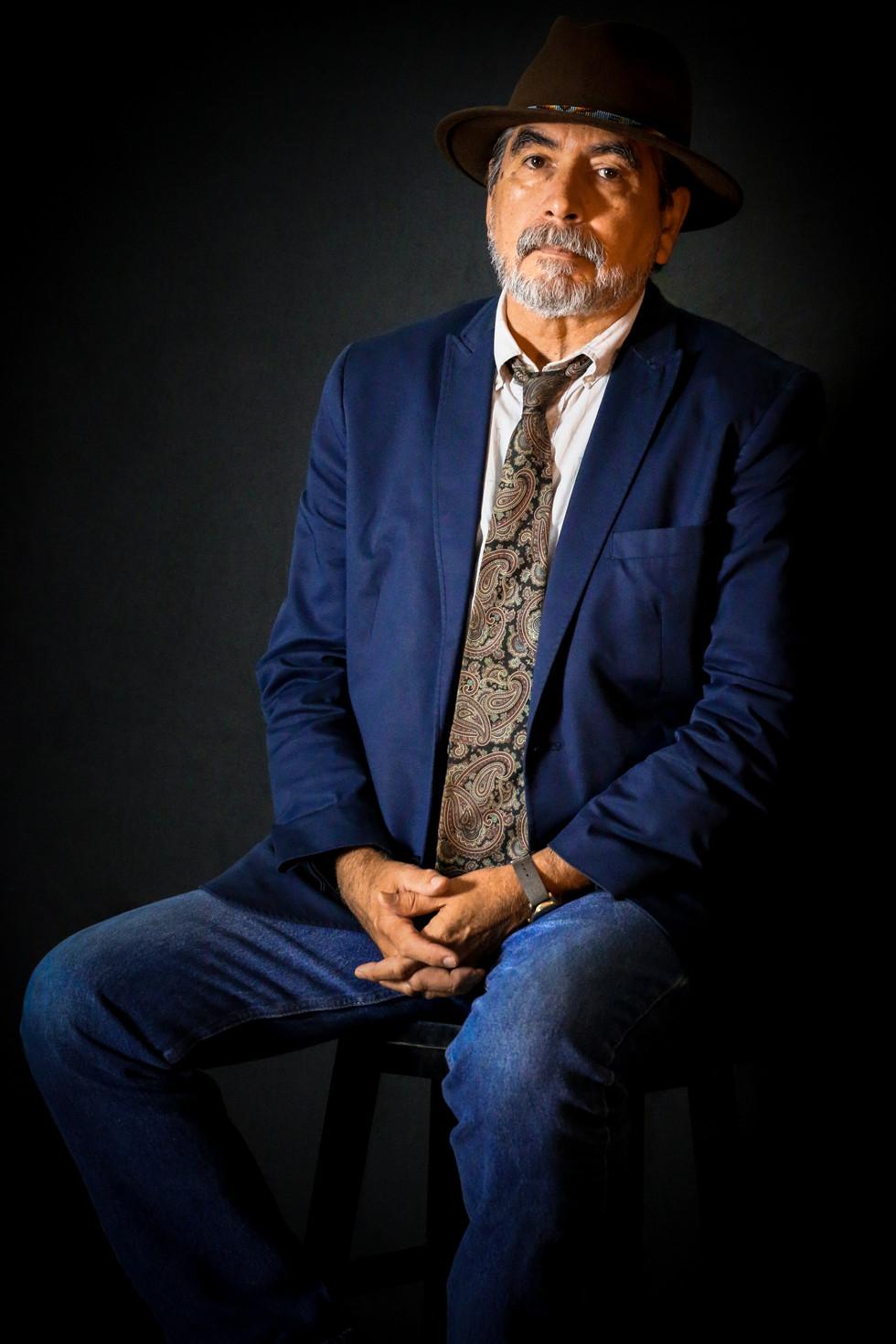 dr. daniel wildcat (yuchi)