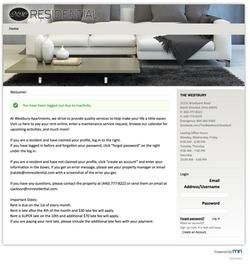 NM Resident Portal Branding