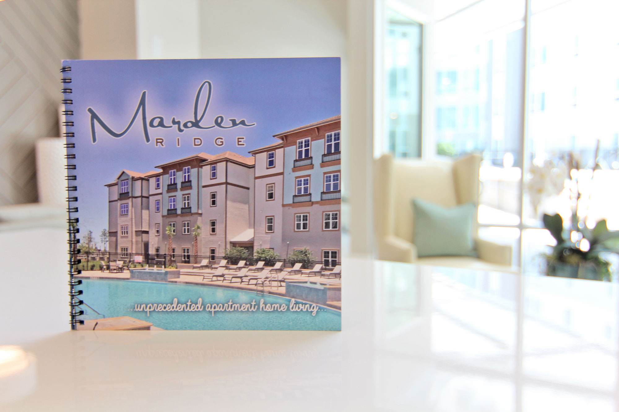 Lifestyle Marketing Brochure