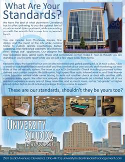 NM University Studio Apartments