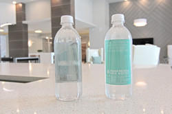 Privately Labeled Bottled Water