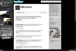 Twitter Background Design/Branding