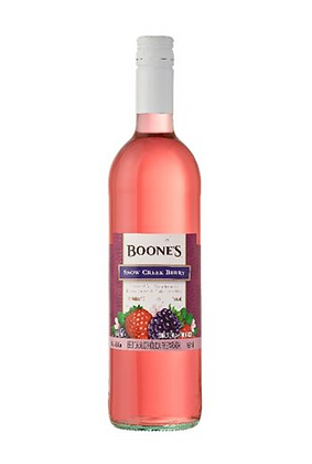 Vino Frutado Boone's Snow Creek Berry