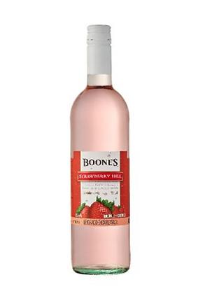 Vino Frutado Boone's Strawberry Hill