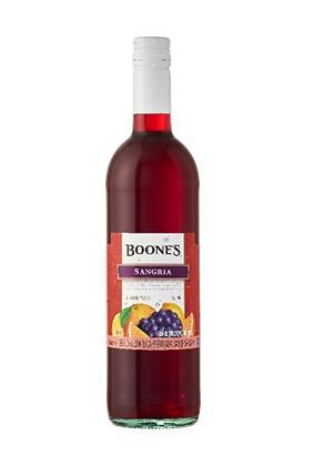 Vino Frutado Boone's Sangría