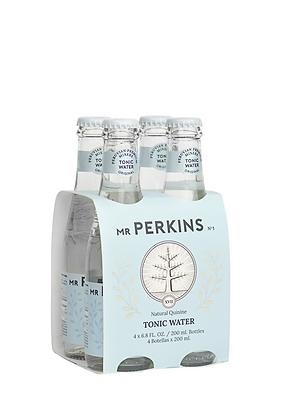 Mr. Perkins Tonic Water, 4 Pack