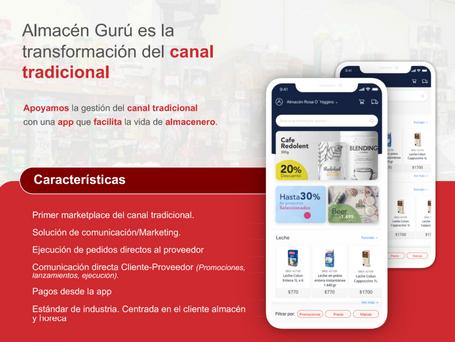 Almacén Gurú : conectando con los proveedores en un solo lugar
