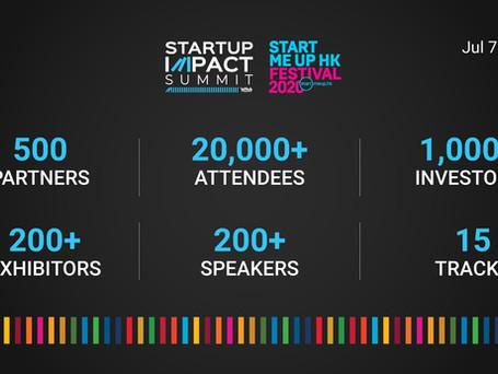 Invitación a Startup Impact Summit 2020