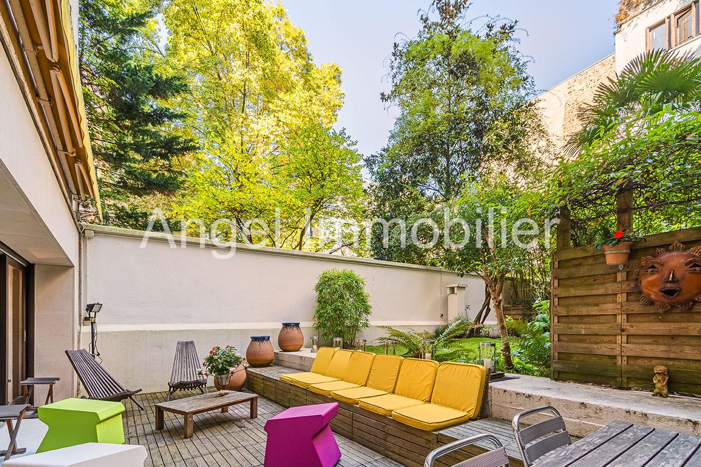 Duplex Village d'Auteuil Paris 16