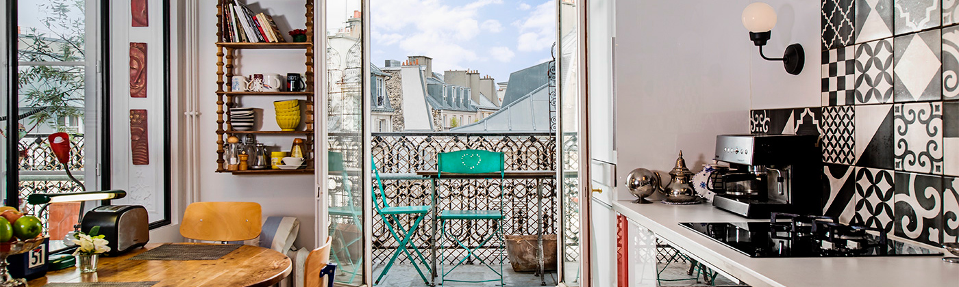 Appartement Paris 9