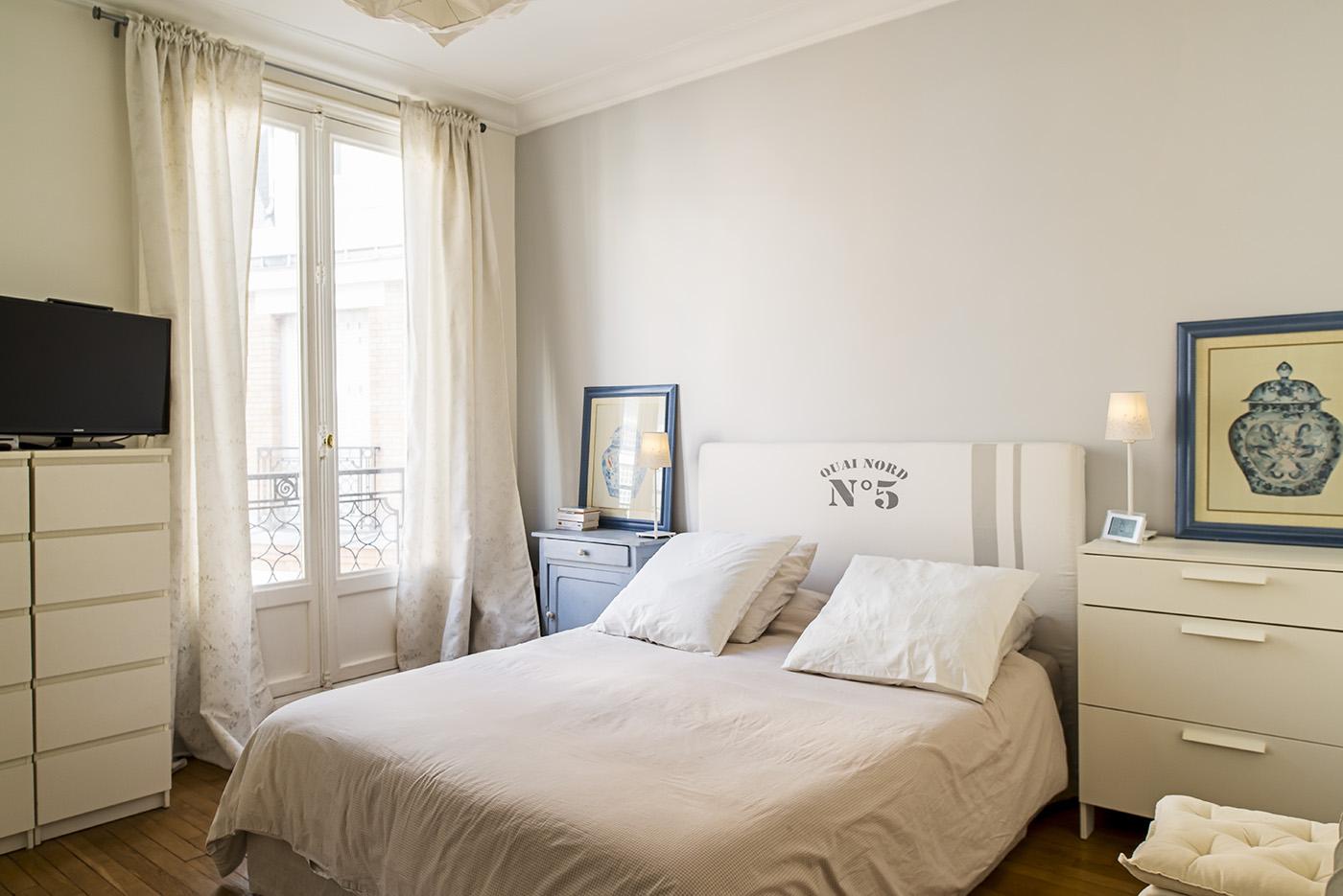 Grand duplex avenue de Versailles