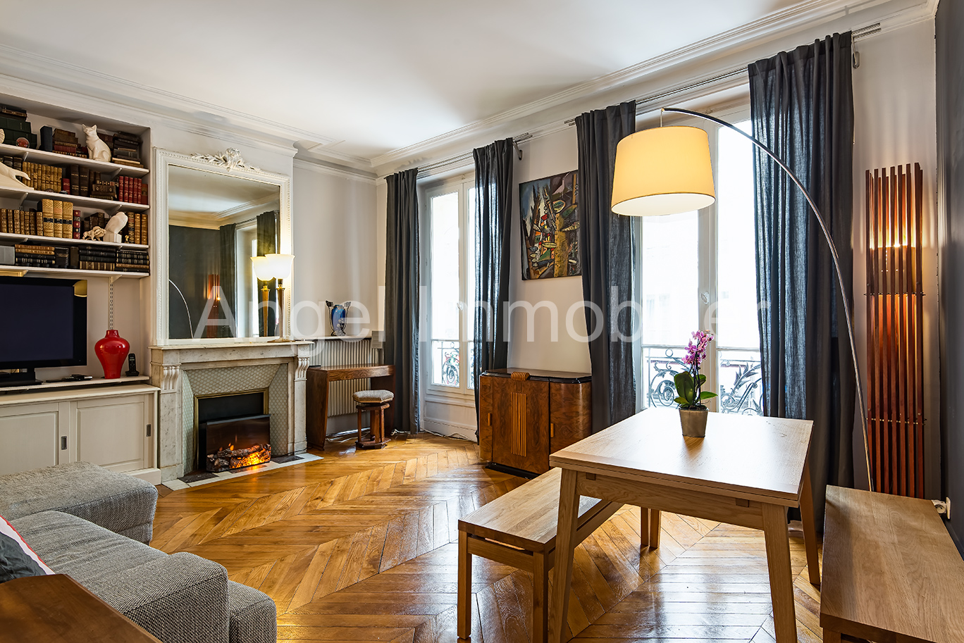 Appartement Parmentier Paris