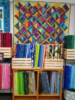Batik & Haw'n Fabric