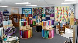 Newly arranged shop