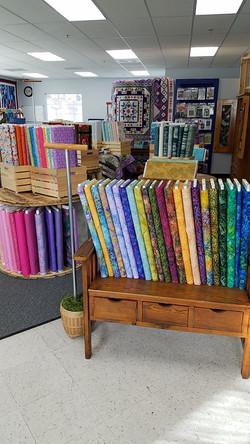 New fabric from Island Batik