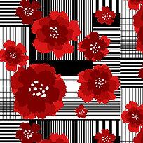 Red Funky Flowers.jpg