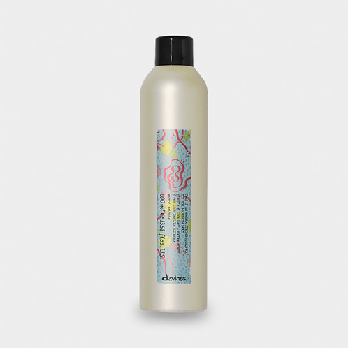 Davines This Is an Extra Strong Hairspray