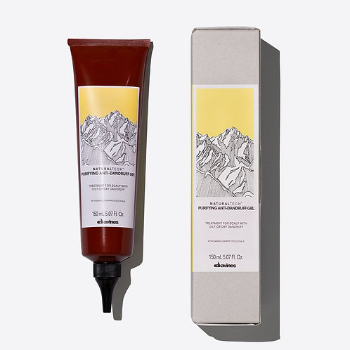 Davines Naturaltech Purifying Anti-Dandruff Gel
