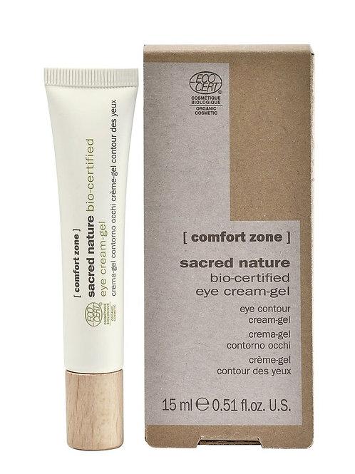 Comfort Zone Sacred Nature Bio-Certified Eye Cream-Gel