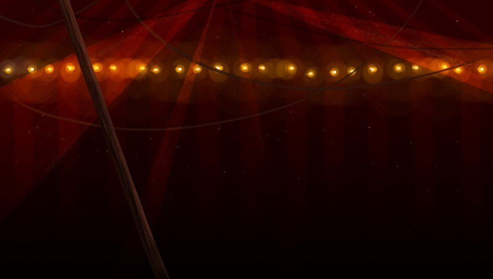 Inside Circus Tent Background Juns game