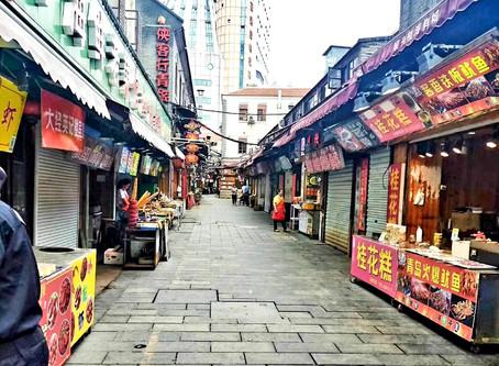 Qingdao, Shandong Province. China. June 2020.