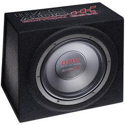 "Mac Audio Edition BS 30 12"" sealed enclosure"