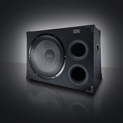 """15"""" BASS-REFLEX SELF-CONTAINED SUBWOOFER"""