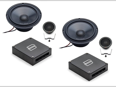 """6.5"""" AW Series HQ Component Speakers"""