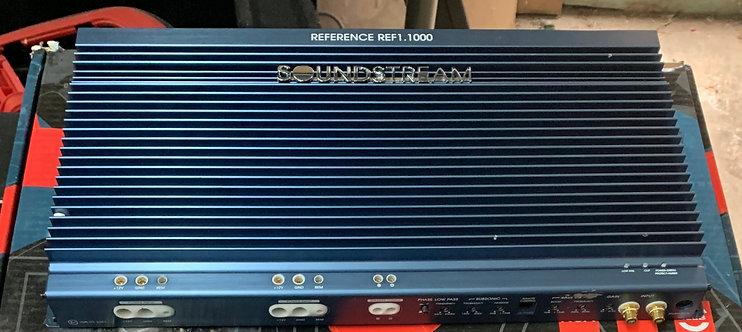 SOUNDSTREAM REF1.1000 Mono Block Amplifier