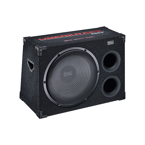 15INCH BASS-REFLEX SELF-CONTAINED SUBWOOFER
