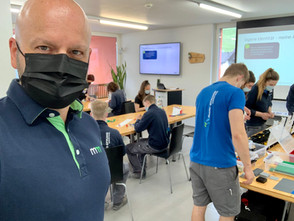 LEGO® Serious Play® Workshop bei Paint Styling Dallenwil