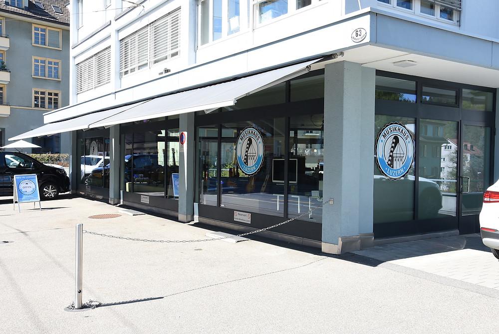 Ladenlokal an der Maihofstrasse 63 in Luzern
