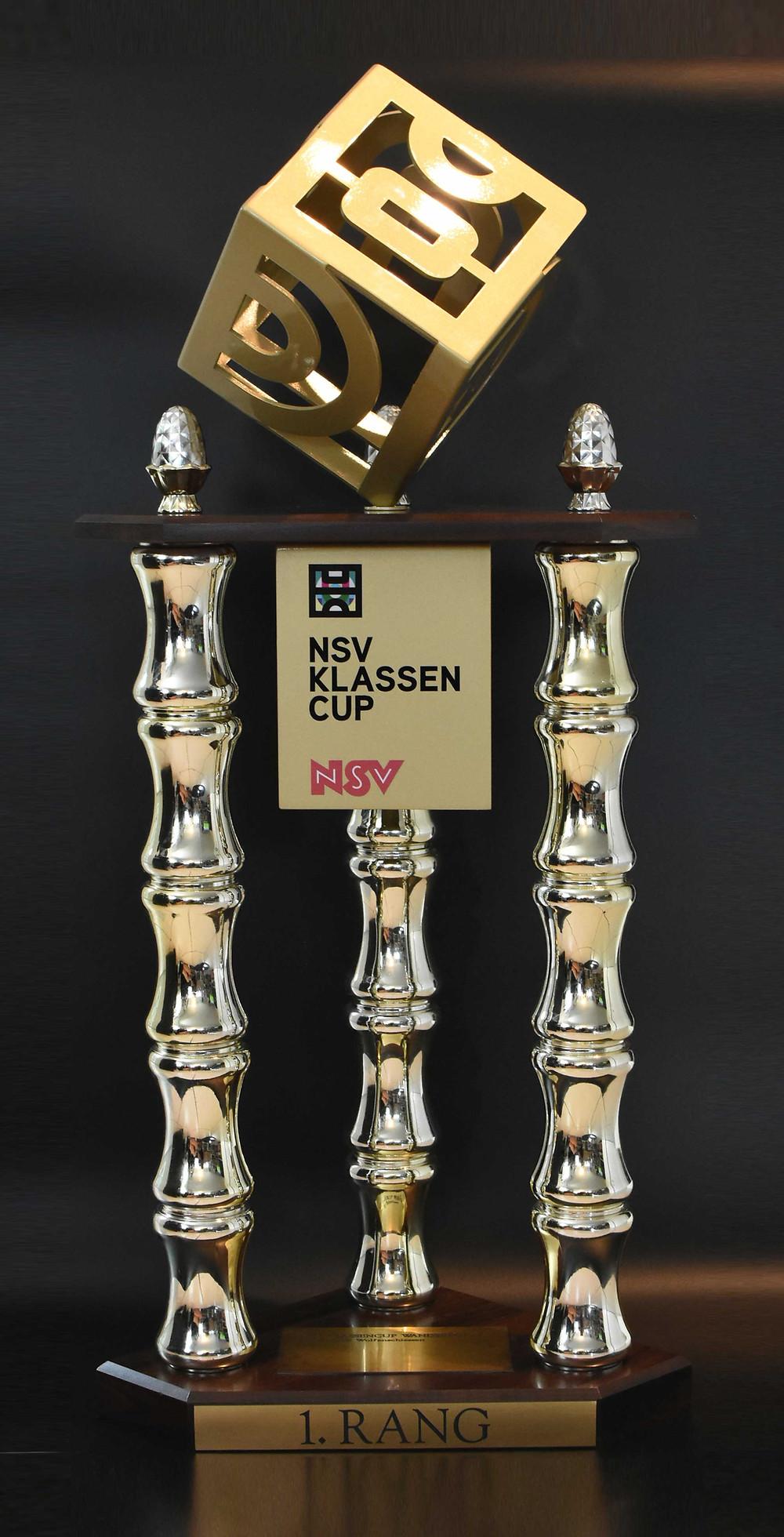 NSV Klassencup designt durch die marketing macher GmbH