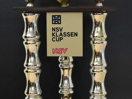 Neuer Pokal für den NSV Klassencup