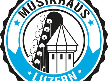 Neuer Firmenauftritt für das neue Musikhaus Luzern