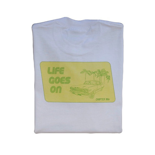 Life Goes On L/S TEE