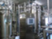 SIP-CIP INDUSTRIAL 500L-50M3 BIOREACTORS