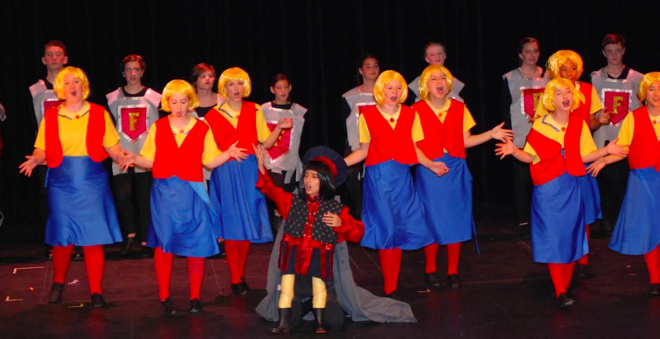Duloc Dancers