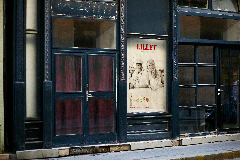 Lilliet Plakat Kampagne