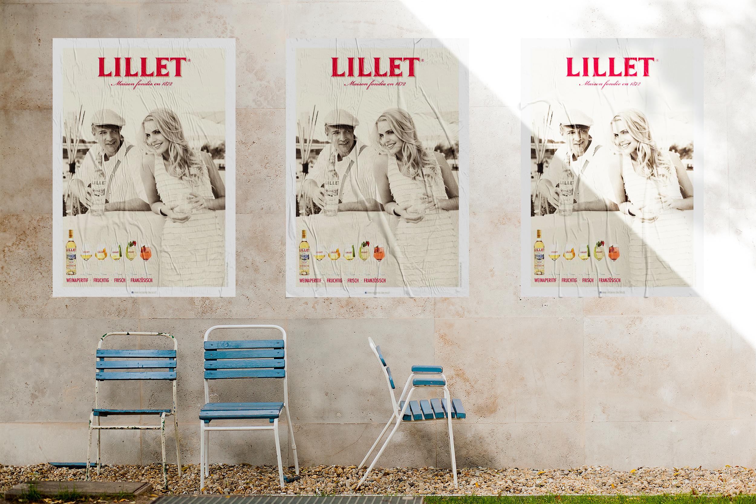 Lillet Plakatkampagne